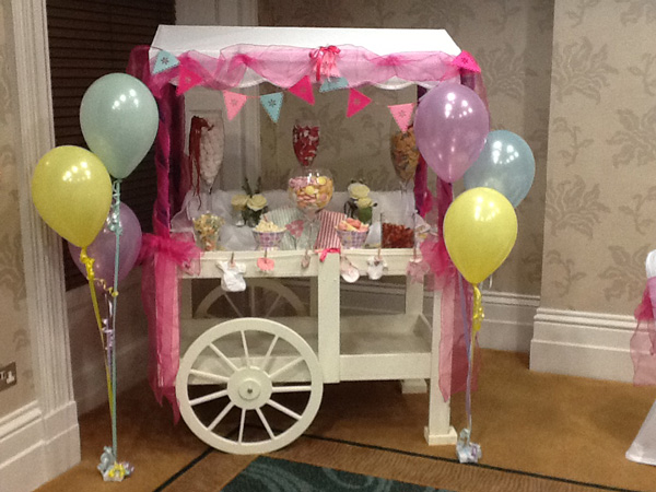 Sweet Candy Cart - Hayley's Bloomers