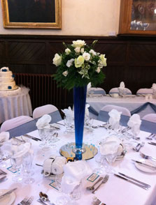 Vase hire party and venue decor hayleys bloomers kent junglespirit Choice Image
